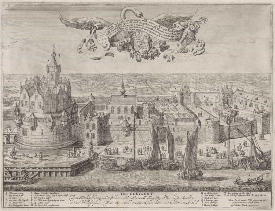Blauwe Toren te Gorinchem, Jacob van der Ulft (1644-1683)