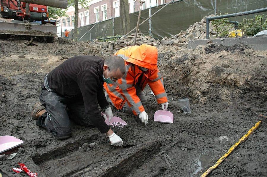 Archeologisch onderzoek Achter de Kerk, Gorinchem