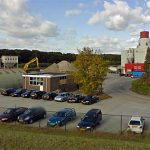 Zuiderlingedijk 9, asfaltcentrale (2009)