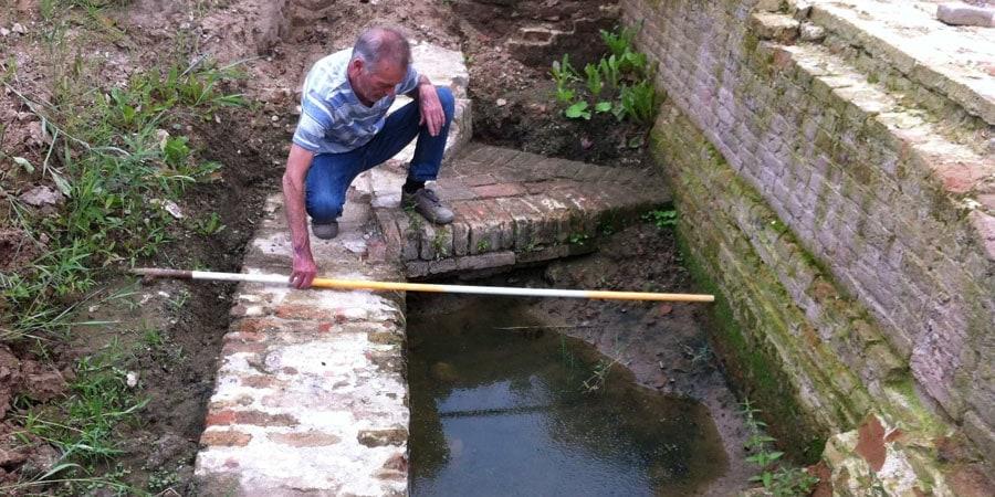 Booronderzoek Buiten de Waterpoort Gorinchem 2017