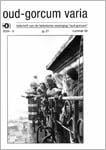 Busch, A.J. (2004)<br /> De Grote Toren, in: Oud-Gorcum Varia 21 nr. 59, p. 155-157.<br /> PDF (7 MB)