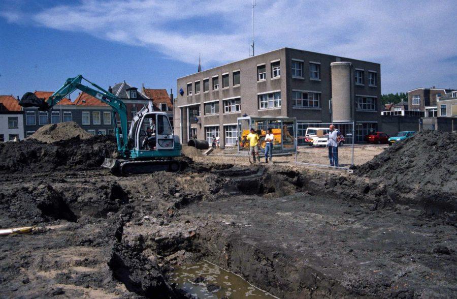 Opgraving Kazerneplein