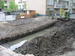 Proefsleufonderzoek Vissersdijk 76-90 (2004)